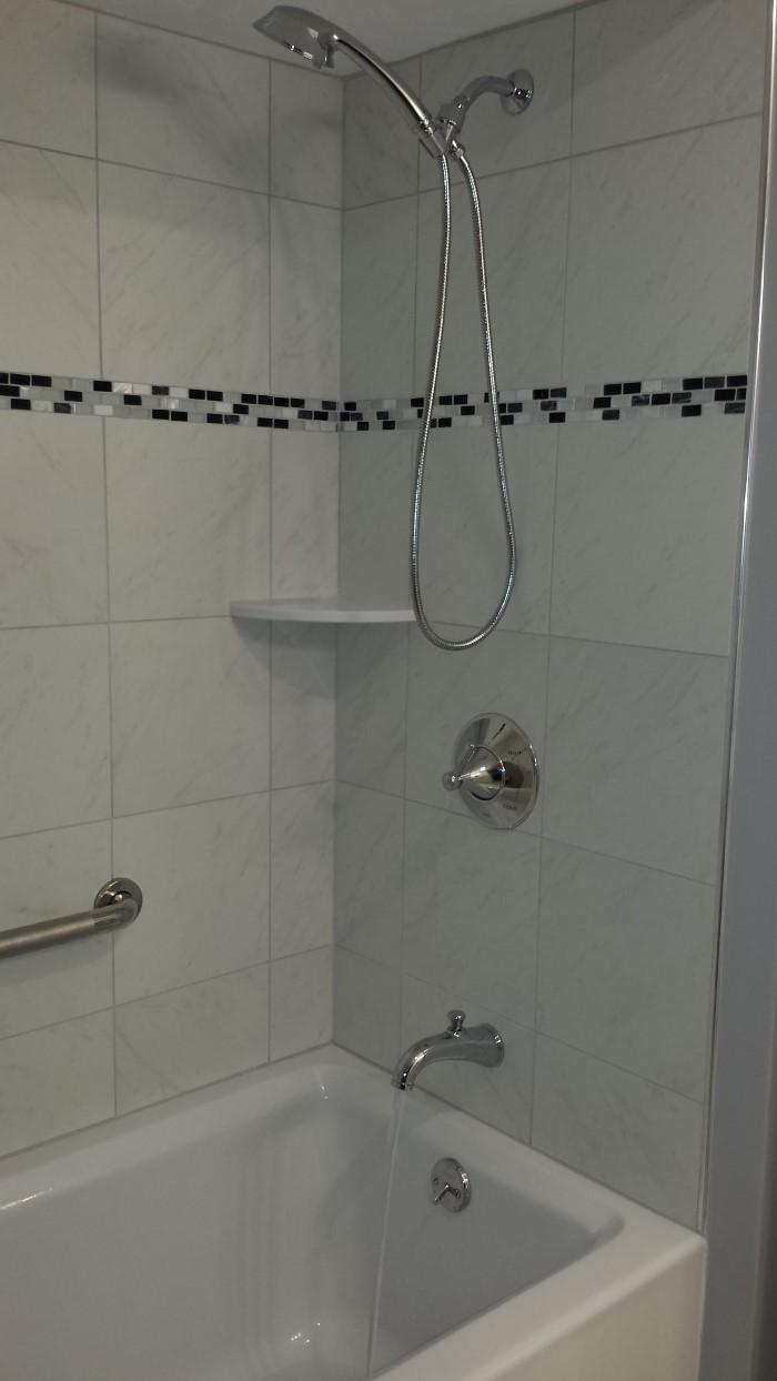 Bathroom Remodel in Auburn, MA
