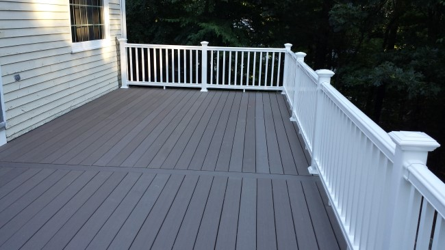 Deck Construction in Sutton, MA