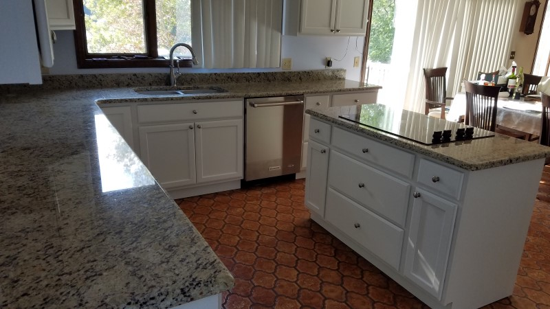 Kitchen Remodel in Dudley, MA
